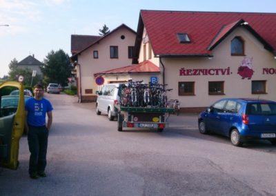 Cyklistika, Soustředění Vidnava 2014, TJ Vysoké nad Jizerou_05