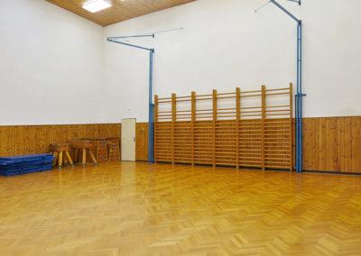 Sál pro gymnastiku a atletiku, TJ Vysoké nad Jizerou
